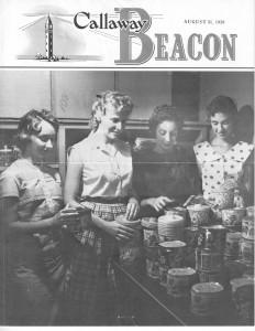 Callaway Beacon Page 1